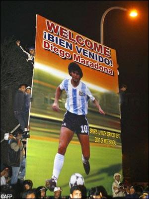 Bien Venido Diego!!!