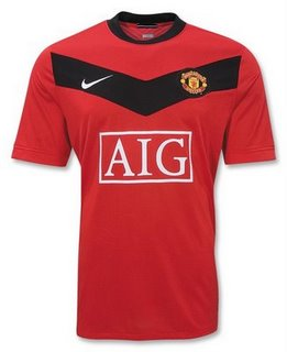 5ffdbafb6c8fa Manchester United  The red devils will be featuring a new jersey sponsor  this season as ...